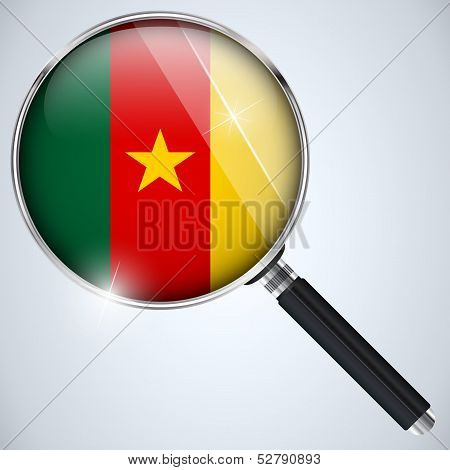 Nsa Usa Government Spy Program Country Cameroon