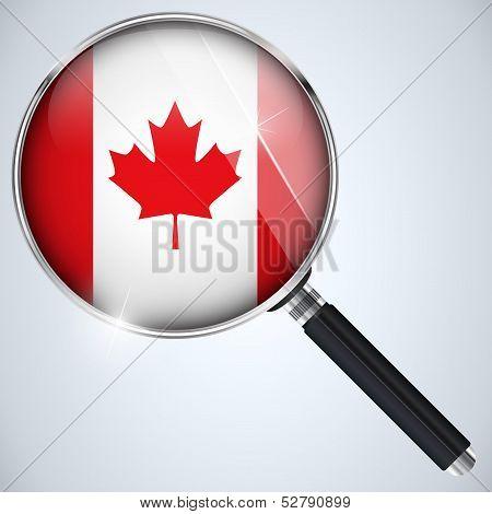 Nsa Usa Government Spy Program Country Canada