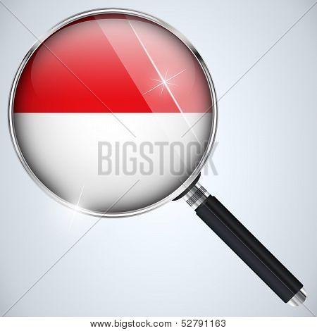 Nsa Usa Government Spy Program Country Monaco
