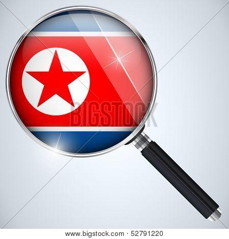 Nsa Usa Government Spy Program Country North Korea