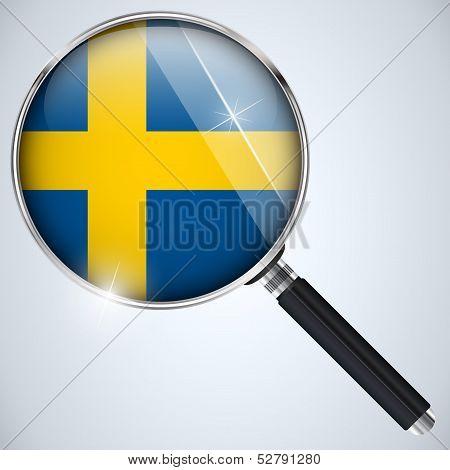 Nsa Usa Government Spy Program Country Sweden