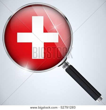 Nsa Usa Government Spy Program Country Switzerland