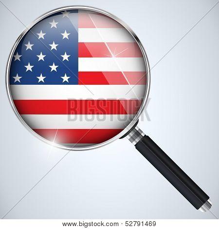 Nsa Usa Government Spy Program Country Usa