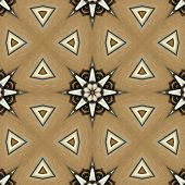 fragment of  parquet pattern. poster