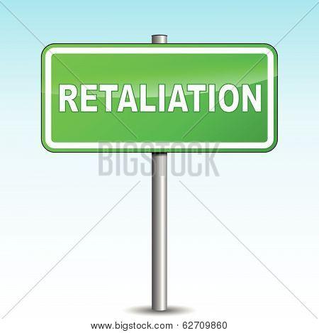 Vector Retaliation Signpost