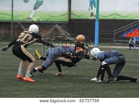 Nikiforov (81) Atack