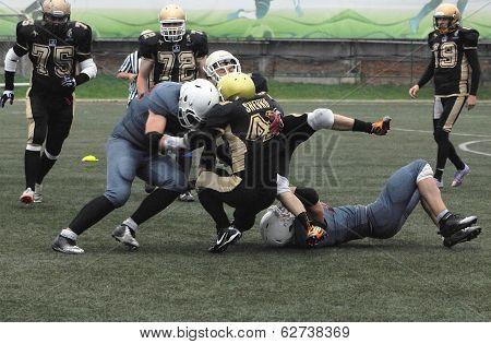 G. Shevko (40) Atack