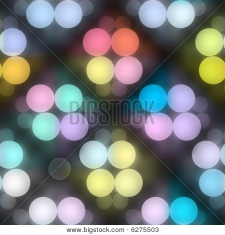 Night  Lights Pattern