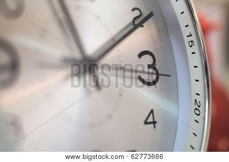 Time Clock Ticking