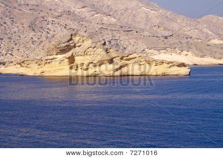 Omanische Küste