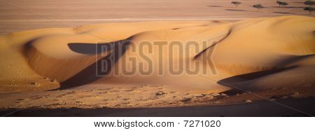 Oman-Wüste-Düne