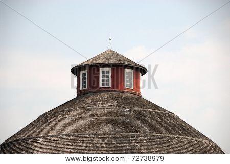 Unusual rooftop