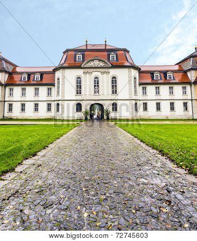 Castle Fasanerie In Fulda
