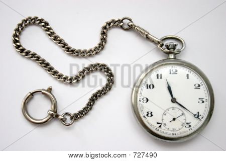 pocket watch broken