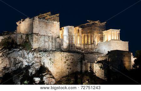 Parthenon, Acropolis Hill, Athens