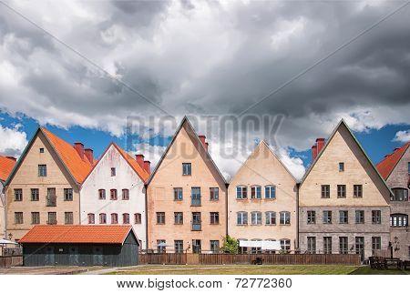 Jakriborg, Sweden