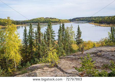 Vee Lake, Yellowknife 2