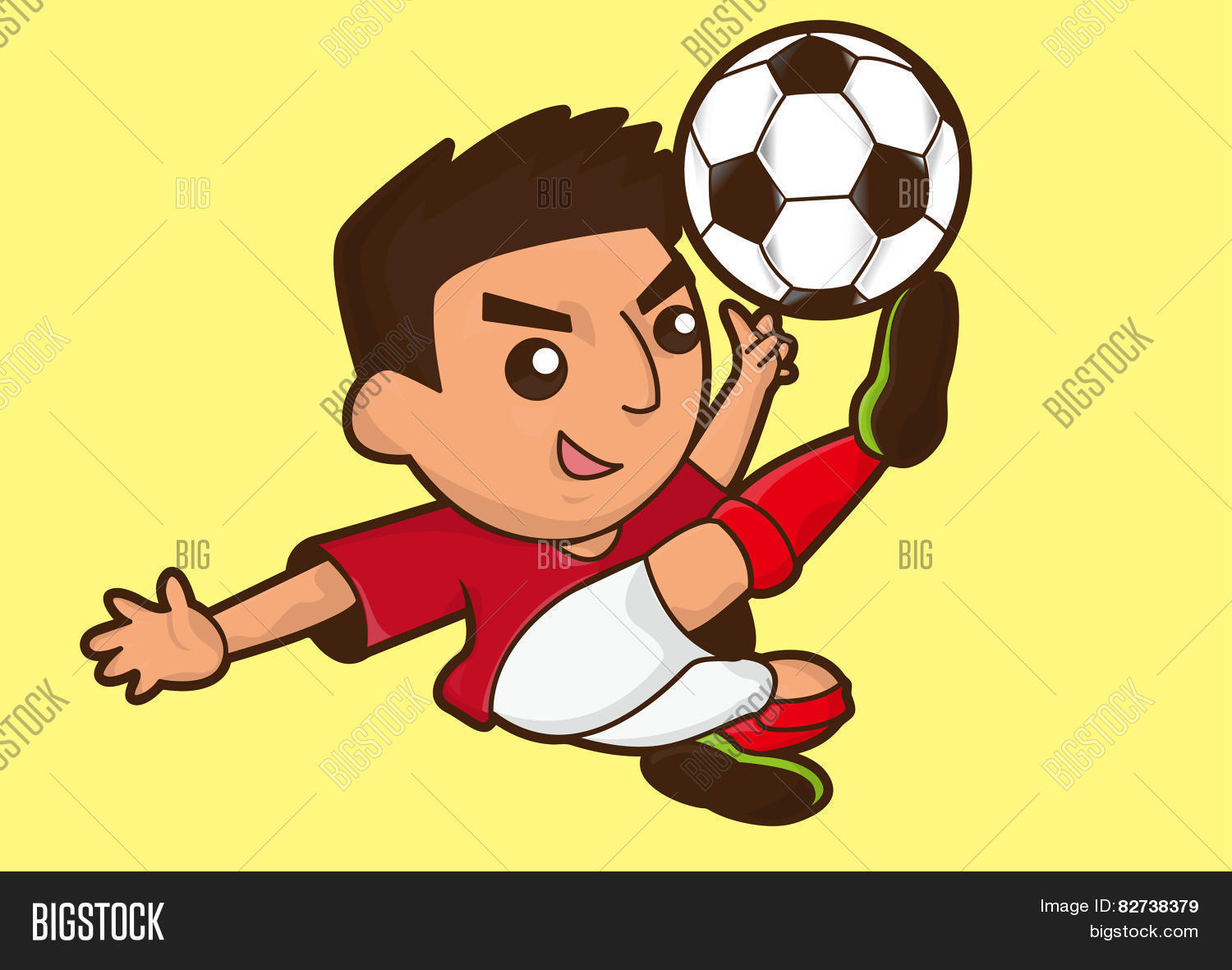 View Soccer Player Cartoon Images Images