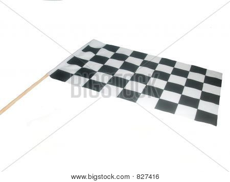 Raceing Flag Right