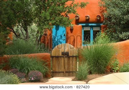 Santa Fe cottage