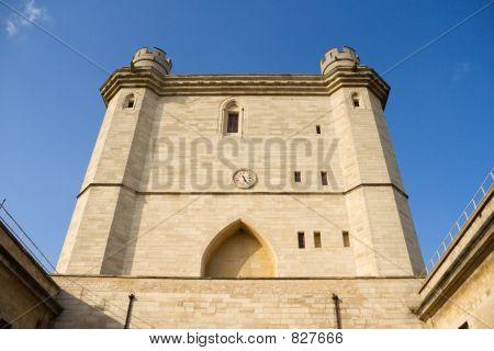 Vincennes castle tower