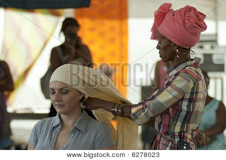 Headwrapping