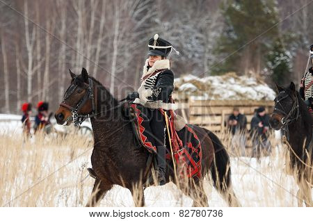 Woman Cavalry