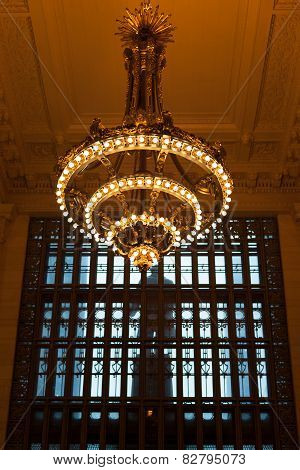 Grand Central lamp