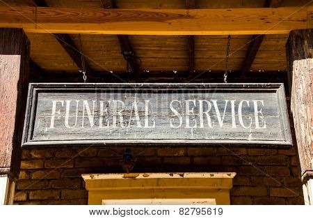 Funeral Service