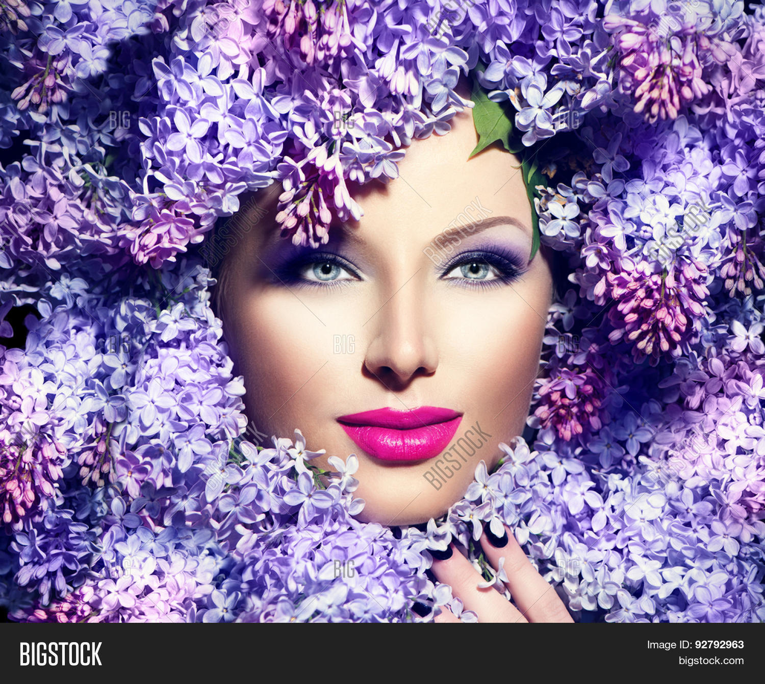 Beauty Fashion Model Image & Photo (Free Trial)