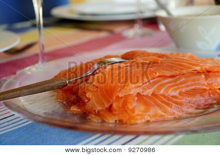 Pickled Salmon