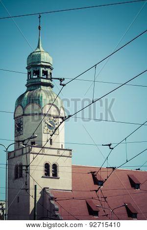 Poznan Church, Poland.