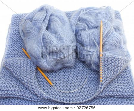 Knitting With Bamboo Needles