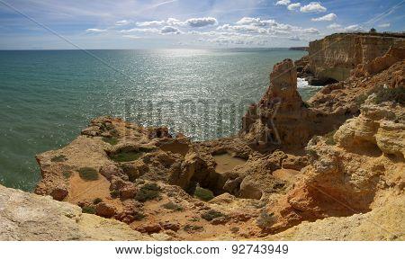 Algar Seco At Carvoeiro, Algarve