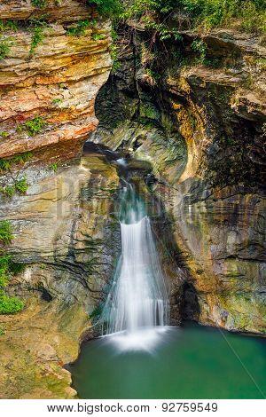 Rock Mill Falls