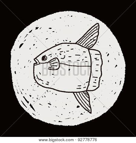 Sunfish Doodle