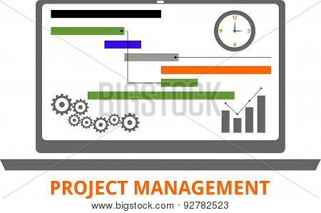 vector - project management