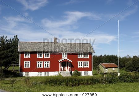 Norwegian Farmhouse