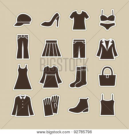 Ladies Fashion Icon