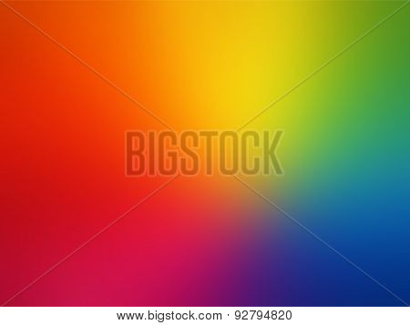 Gay Rainbow Gradient Mesh Blur Background