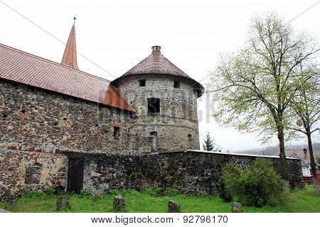 Sukosd-Bethlen Castle in Racos, Romania