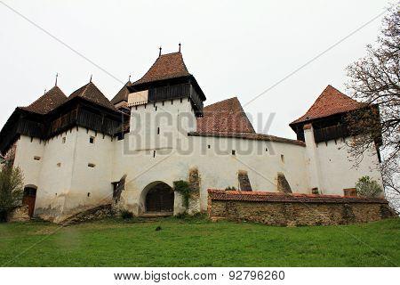 Viscri Fortified Church