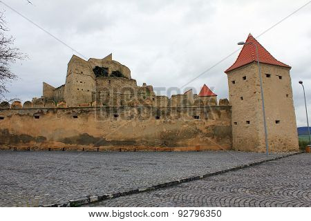 Rupea Medieval Fortress