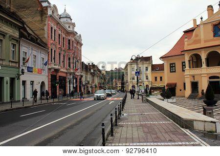 Brasov streets - Old Center