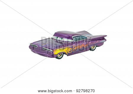Ramone Chevrolet Impala Toy Car