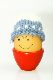 Smiling face Egg