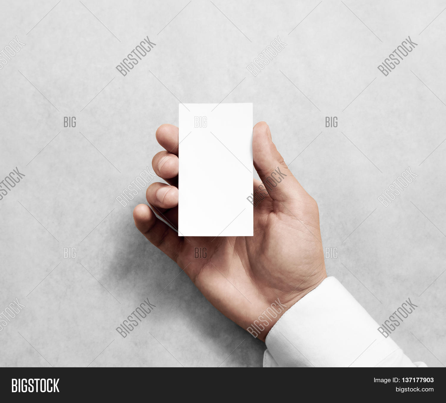 Hand holding blank vertical white image photo bigstock hand holding blank vertical white business namecard mock up clear calling card mockup template hold wajeb Image collections