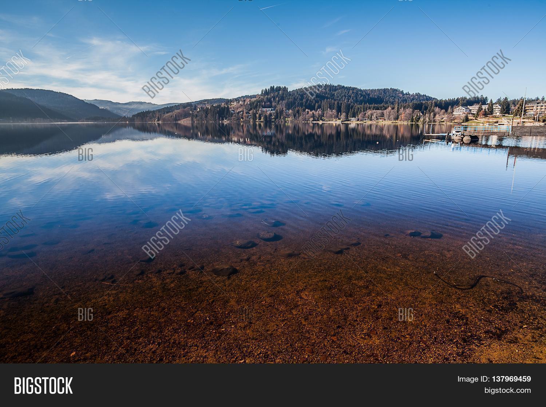 Holiday Germany Lake Image Photo Free Trial Bigstock