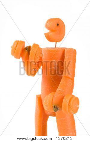 Carrot Man Fitness