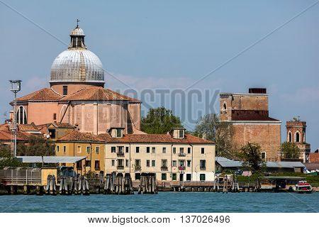 Basilica Of St Peter Of Castello